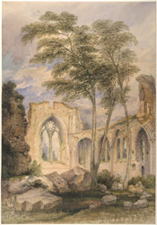 Netley Abbey, Hampshire, 1872